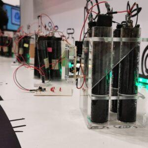 batería biológica