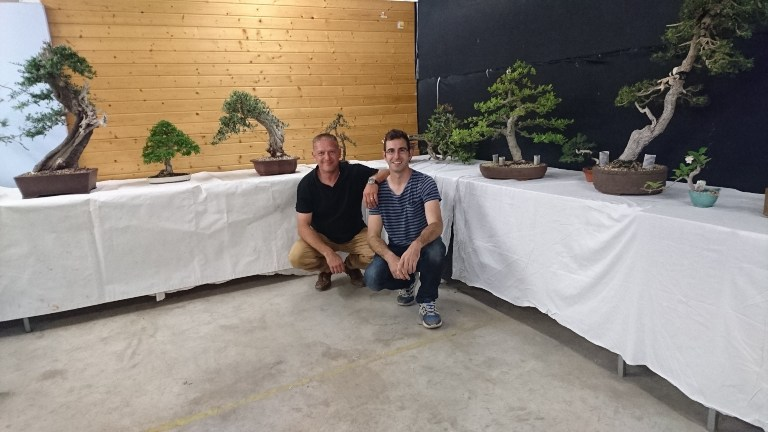 Taller de bonsái